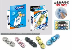 High Quality Hand Spinner Toy for Stress Relieve pictures & photos