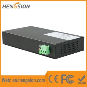 2 Ethernet and 1 Fiber Port Gigabit Network Switch pictures & photos