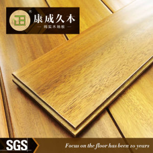 Commerlial Wood Parquet/Hardwood Flooring (MD-01) pictures & photos