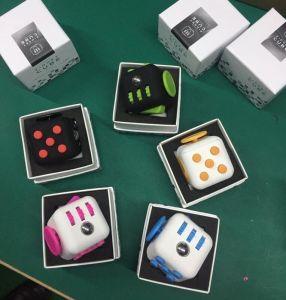 New Gift Mini Fidget Cube Original Quality Puzzles Magic Cubes Anti Stress Desk Toy pictures & photos