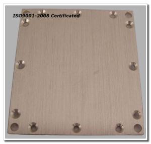 CNC Machining Aluminum Filter Housing pictures & photos
