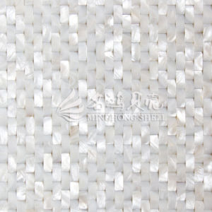 New Design Mother of Pearl Shell Mosaic Wall pictures & photos