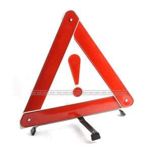 Safety Warning Reflective Triangle pictures & photos