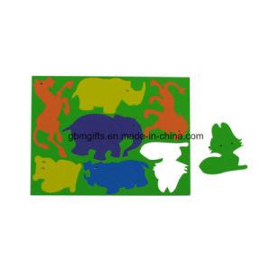 EVA Seven-Piece Puzzle