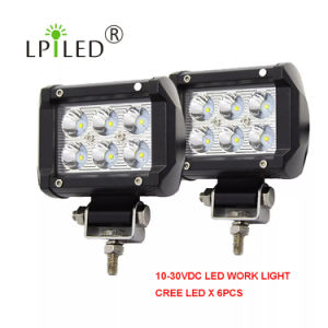 LED Work Light for Forklift Car Road off Lighting (LPILED-C160-51W) pictures & photos