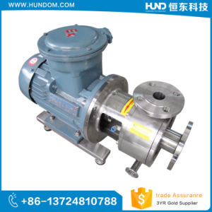 Stainless Steel High Shear Emulsion Pump pictures & photos