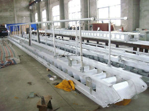Quality Customized Marine Aluminum Gangway Ladder pictures & photos