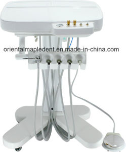 Dental Mobile Therapy Trolley pictures & photos