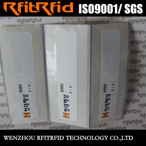 UHF Anti-Counterfeit Protection Anti-Theft Inventory RFID Label pictures & photos