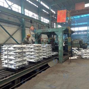 Material Aluminium Ingot 99.7% Purity Grade a pictures & photos