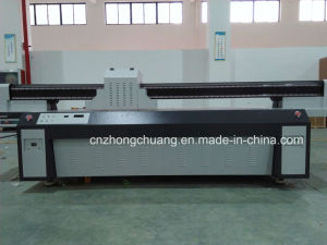 China Large Format UV 2513 Flatbed Printer for Home Decor pictures & photos