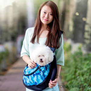 Canvas Strong Pet Carriers Dog Outdoor Shoulder Bags pictures & photos