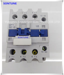 Sontune St1-2510 3p 4p AC Contactor pictures & photos