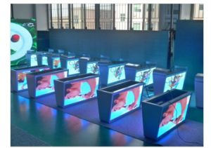 P5mm Taxi Top LED Display for Video Advertising pictures & photos