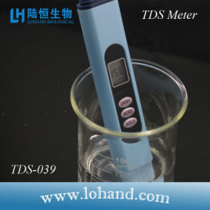 TDS Ec Temp Multiparameter Measurement TDS Meter (TDS-039) pictures & photos