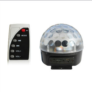 LED Magic Ball Light/Sound Control LED Crystal Magic for Night Party/ Disco /KTV/Homeusing pictures & photos