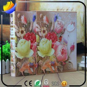 6 Inch Golden Flowers Rich Hot Plug Home Cassette Album pictures & photos