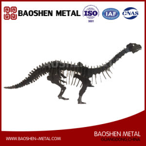 Superior Quality Laser Cutting Dinosaur Sculpture Metal Office/Gift/Home Decorations Direct From Factory pictures & photos