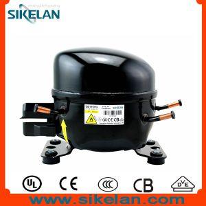AC Refrigerator Compressor Mk-Qd110yg R600A Gas 220V Lbp 1/4HP pictures & photos