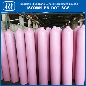 Seamless Steel CO2 Nitrogen Argon Oxygen Gas Cylinders pictures & photos