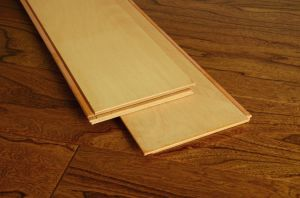 E0 15mm Soundproof Multi-Layer Solid Wood Flooring pictures & photos