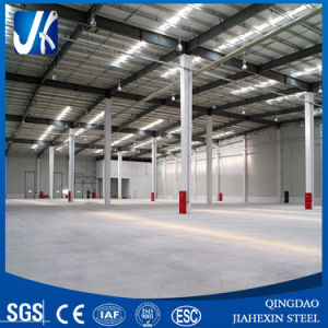 Good Qualtity Easy Build Steel Structure Hangar/Workshop/Warehouse with Crane pictures & photos