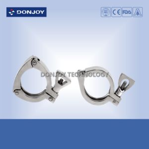 Ss 304 Heavy Duty Clamp with Single Pin (60063) pictures & photos