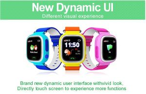 Android Cell Phone Smart Wrist Watch with GPS Positioning +WiFi pictures & photos