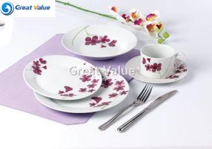20PCS Ceramic porcelain Dinner Set Luxry pictures & photos