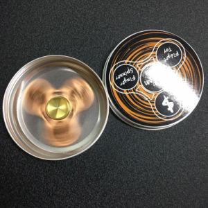 2017 Hand Spinner China Manufacturer Brass Fidget Spinner