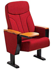 Hot Sale Lecture Hall Conference Chair with Cushion pictures & photos