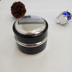 Round Aluminum Jar with Screw Cap pictures & photos