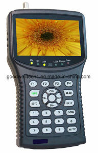 DC 12V Output 4.3 Inch Satellite Finder/ Monitor pictures & photos