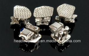 MIM Bondable 3D Roth Self-Ligating Bracket pictures & photos