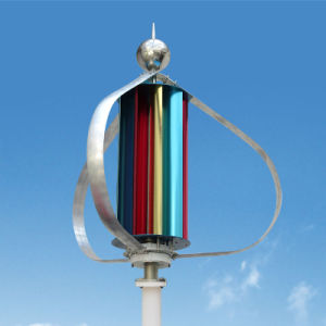New Model 200W 12V Vertical Wind Turbine Generator for Sale pictures & photos