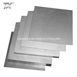 OEM High Resistant Tungsten Plates for Cutting Tools pictures & photos
