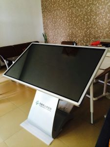 Infrared Touch Screen 55 Inch OEM All-in-One PC (Android) for Advertising pictures & photos