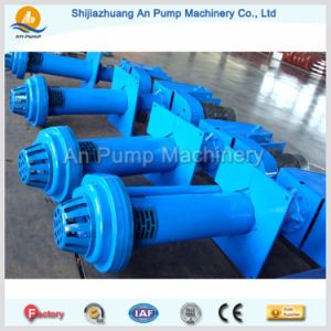 Gold Mining Vertical Submersible Slurry Pump pictures & photos