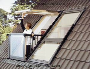 Aluminum Roof Skylight Awning Window Comply pictures & photos