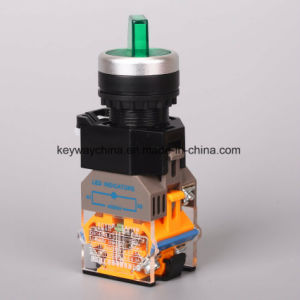 Illuminated-Handle Type Push Button Switch (LA118MLX) pictures & photos