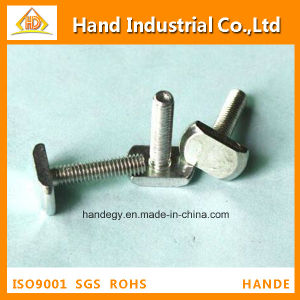 Stainless Steel Competitive Price A2-70 Inch Size T Head Bolt pictures & photos
