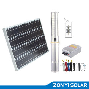 1800W Solar Vacuum Pump with Controller Box pictures & photos