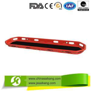 BV Certification Comfortable Aluminium Alloy Foldaway Stretcher pictures & photos