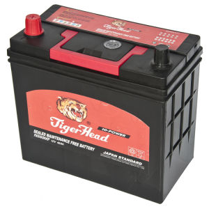 Long Duration Car Battery (NS60MF 12V45AH) pictures & photos