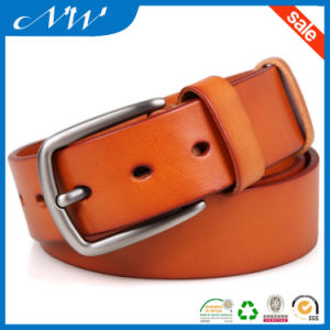 Fashion Vegetable Leather Belt for Mens Cheap Belt pictures & photos