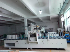 Wallboard Decorative Laminating Woodworking Machine pictures & photos