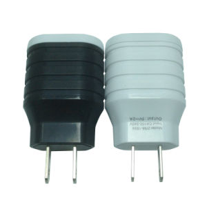 Dual USB Charging Wall Charger for Huawei Samsung pictures & photos