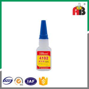 Dy-4102 Elastic Material Plastic Bottle Instant Glue pictures & photos