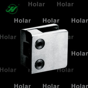 Stainless Steel Square Glass Clip pictures & photos