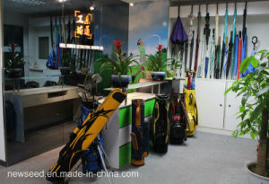 Hand Golf Umbrella pictures & photos